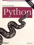 Mark Lutz - Programming Python.