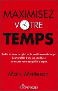 Checkpointfrance.fr Maximisez votre temps - Faites-en deux fois plus en la moitié moins de temps pour profiter d'une vie équilibrée et assurer votre tranquilité d'esprit Image