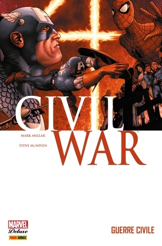 Civil War T01 - 9782809461497 - 19,99 €