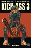 Mark Millar et John Romita Jr - Kick-Ass 3 T01 - Civil War.