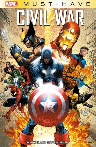 Marvel Must-Have - 9782809492972 - 9,99 €