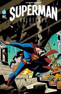 Goodtastepolice.fr Superman Aventures Tome 4 Image