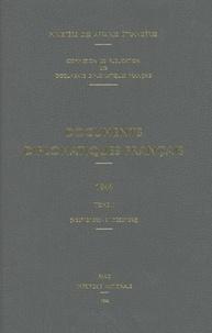 Mark Minasi - Documents diplomatiques français 1954 - Tome 1 (1er janvier - 30 juin).