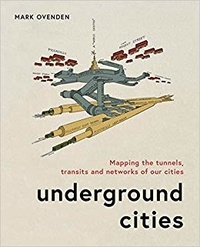 Mark Ovenden - Underground cities.
