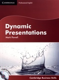 Mark Powell - Dynamic Presentations. 2 CD audio