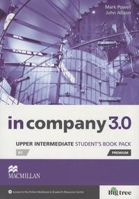 Mark Powell - In Company 3.0 - Upper Intermediate Student's Book pack.