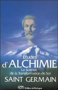 Mark Prophet - Etudes d'alchimie - La science de la transformation de soi.