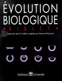 Histoiresdenlire.be Evolution biologique. 2ème édition Image