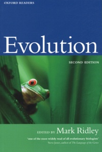 Mark Ridley et  Collectif - Evolution - 2nd edition.