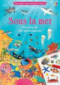 Mark Ruffle et Fiona Patchett - Sous la mer - Avec plus de 200 décalcomanies.