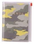 MARK'S - Agenda semainier Camouflage 2016-2017 - A6 - Vert