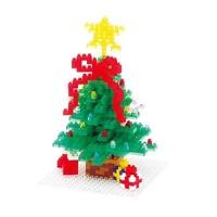 MARK'S - Boîte Nanoblock Arbre de Noël