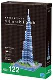MARK'S - Boîte Nanoblock Burj Khalifa