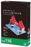 MARK'S - Boîte Nanoblock Golden Gate Bridge