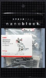 MARK'S EUROPE - sachet nanoblock chat