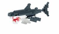 MARK'S - sachet nanoblock requin
