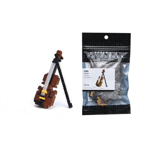 MARK'S - sachet nanoblock violon