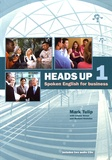 Mark Tulip - Heads Up 1 - Spoken English for Business. 2 CD audio
