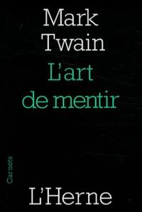 Ebook for Itouch téléchargement gratuit L'art de mentir 9782851972415 par Mark Twain iBook ePub