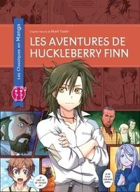 Mark Twain et Kuma Chan - Les aventures de Huckleberry Finn.