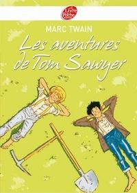 Les aventures de Tom Sawyer - Mark Twain - Format ePub - 9782013234917 - 5,49 €
