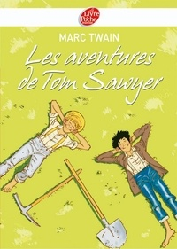 Mark Twain - Les aventures de Tom Sawyer - Texte intégral.