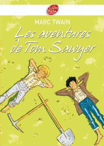 Les aventures de Tom Sawyer - Mark Twain - Format ePub - 9782013234917 - 5,49 €