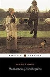 Mark Twain - The Adventures of Huckeberry Finn.