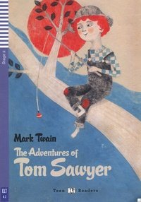 Mark Twain - The Adventures of Tom Sawyer. 1 CD audio