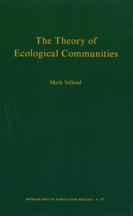 The Theory of Ecological Communities.pdf