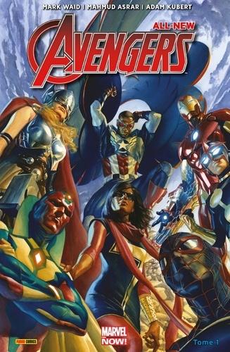 All-New Avengers (2016) T01 - 9782809469042 - 12,99 €