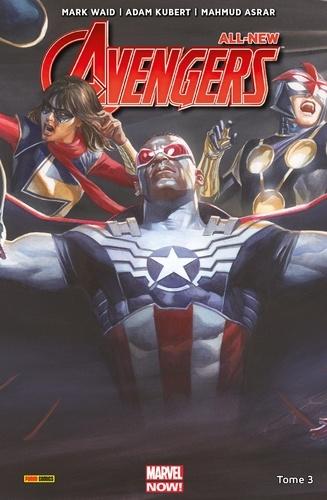 All-New Avengers (2016) T03 - 9782809475326 - 8,99 €