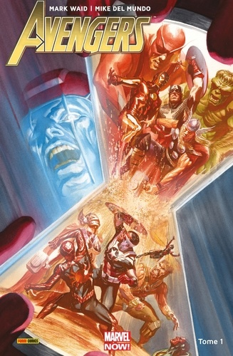 Avengers (2016) T01 - 9782809480474 - 10,99 €
