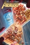 Mark Waid et Mike Del Mundo - Avengers Tome 1 : Guerre totale.