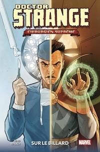 Mark Waid - Doctor Strange : Chirurgien suprême  : Sur le billard.