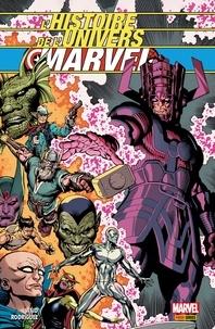 Mark Waid - L'histoire de l'univers Marvel.