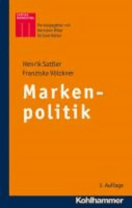 Markenpolitik.