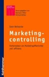 Marketingcontrolling - Sicherstellen von Marketingeffektivität und -effizienz.