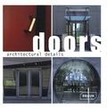 Markus Hattstein - Doors architectural details - Edition en langue anglaise.
