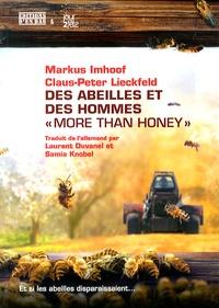 """Markus Imhoof et Claus-Peter Lieckfeld - Des abeilles et des hommes """"more than honey"""" - Et si les abeilles disparaissaient...."""