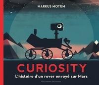 Deedr.fr Curiosity - L'histoire d'un rover envoyé sur Mars Image