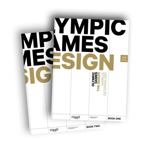 Olympic Games The Design. Design History of the Olympic Games Since Athens 1896, 2 volumes
