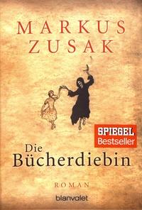 Markus Zusak - Die Bücherdiebin.