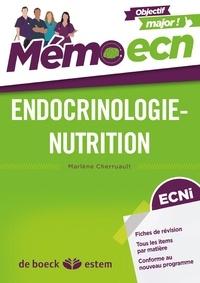Marlène Cherruault - Endocrinologie Nutrition.