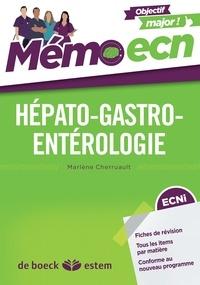 Marlène Cherruault - Hépato-gastro-entérologie.