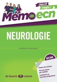 Marlène Cherruault - Neurologie.