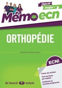 Marlène Cherruault - Orthopédie.