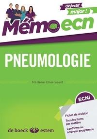 Marlène Cherruault - Pneumologie.