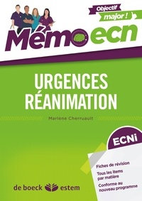 Marlène Cherruault - Urgences Réanimation.