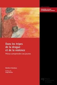 Marlène Falardeau - Dans les tripes de la drogue et de la violence - Mieux comprendre ces jeunes.